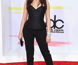 girl, american music awards, and camila cabello image
