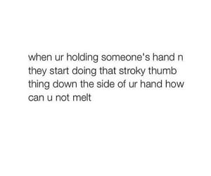 holding hands, quotes, and Relationship image