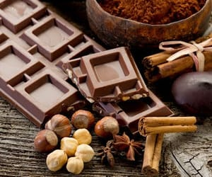 chocolates, canela, and cafe image