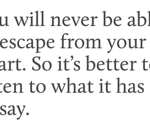 heart, quotes, and tumblr image