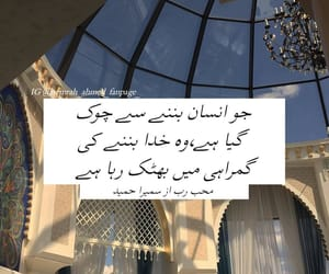 hindi, urdu quotes, and india image