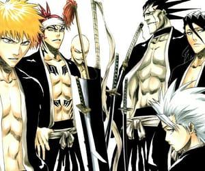 anime, abarai renji, and bleach image