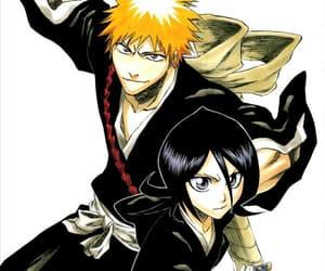 anime, shinigami, and bleach image