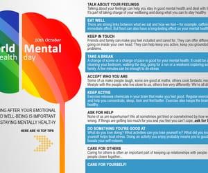 awareness, hapiness, and mental health image