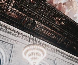 chic, interior, and decor image