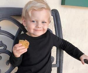 baby, liam payne, and blue eyes image