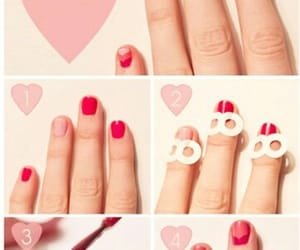 Easy, hearts, and nails image
