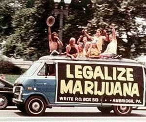 marijuana, weed, and legalize image