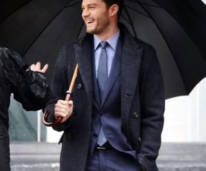 fashion, suit, and christian grey image