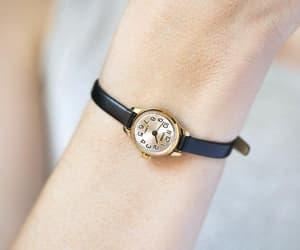 etsy, gold watch, and damen uhren image