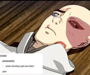avatar, pain, and fire nation image