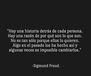 frases, freud, and personas image