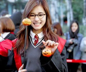 Halloween, korean, and chou tzuyu image