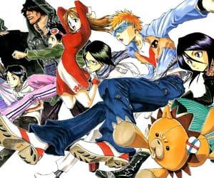 anime, shinigami, and kon image
