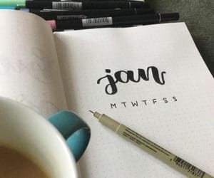 january, school, and month image