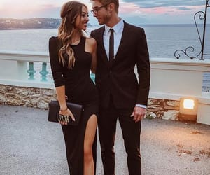 fashion, aesthetic, and couple image