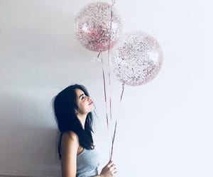 argentina, balloons, and birthday image