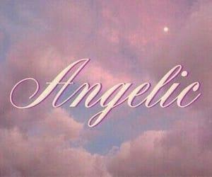 angelic, aesthetic, and pink image
