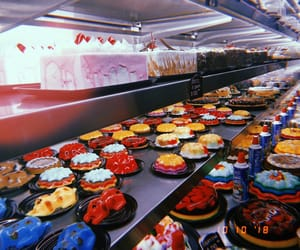 bakery, cake, and colores image