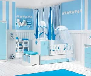 baby, bedroom, and crib image