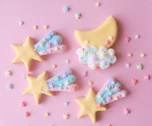 aesthetic, Cookies, and pink image