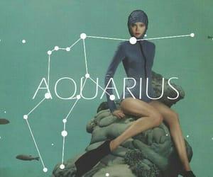 aquarius, wallpaper, and zodiac image