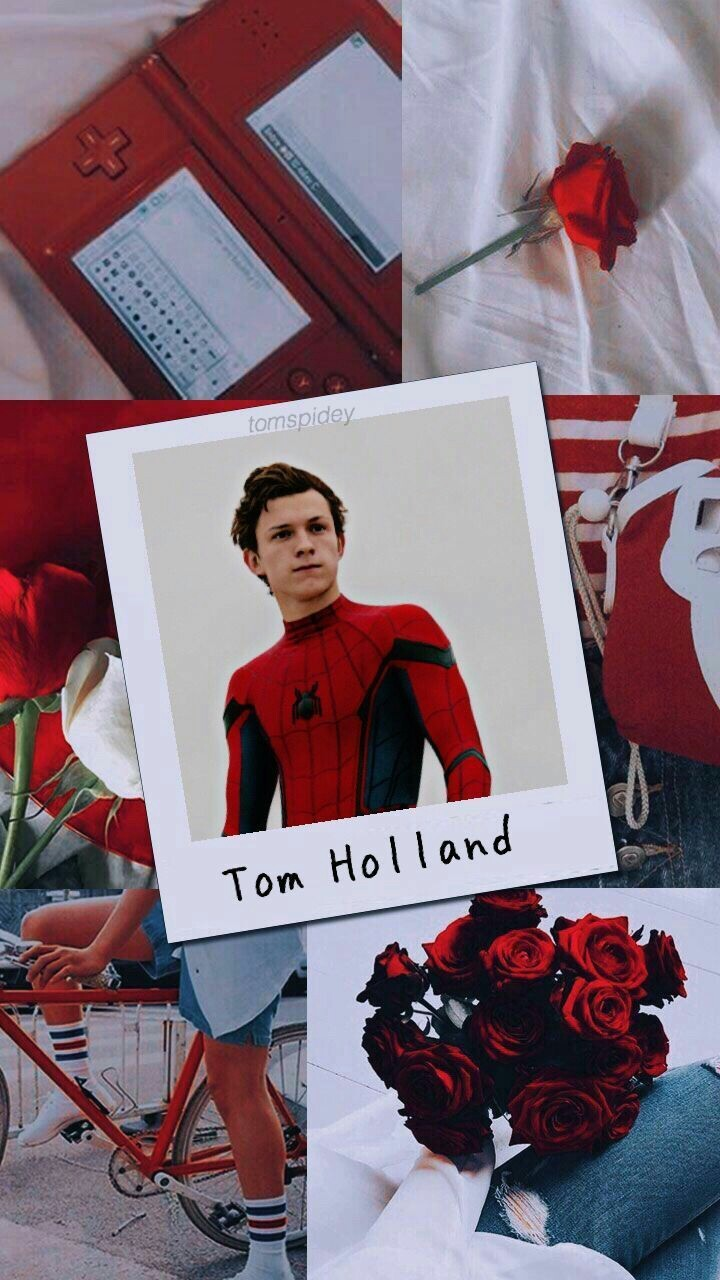 Tom Holland Shared By Scarlett Mitchell On We Heart It
