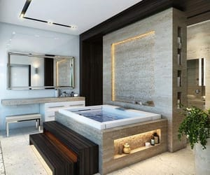 bathroom and luxury image