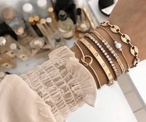 bracelet, jewelry, and fashion image