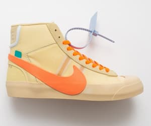 all hallows eve, off-white, and orange image
