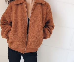 autumn, fashion, and jacket image