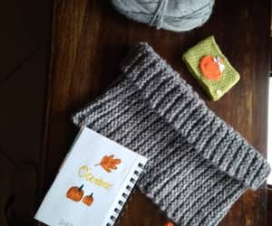 autumn, fall, and cup cozy image