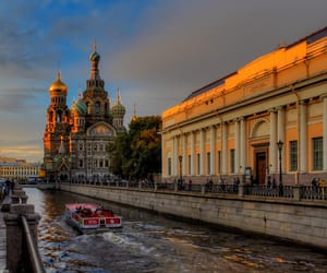 russia, saint petersburg, and travel image