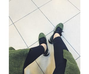 green, shoes, and ayakkabı image