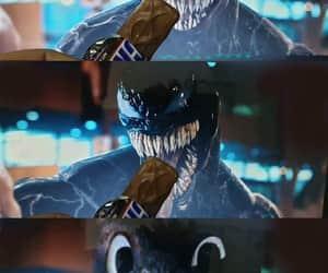 venom, dragon, and food image