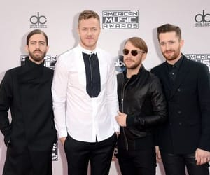 imagine dragons, wayne sermon, and dan reynolds image