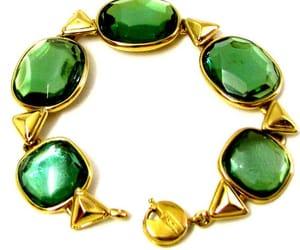 bracelet, jewelry, and vintagebracelet image