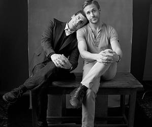 ryan gosling, Steve Carell, and crazy stupid love image