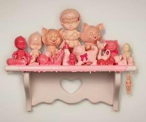 60's, art, and babydoll image
