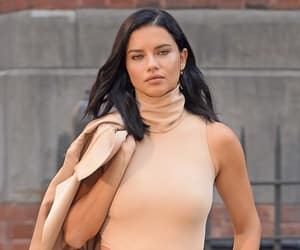 fashion and Adriana Lima image