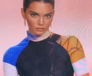 model, fashion, and kendall jenner image