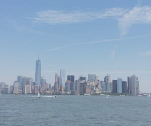 america, buliding, and empire state building image