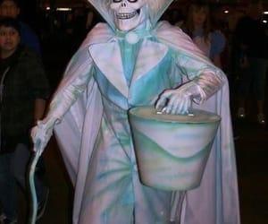halloween costume, skeleton, and walking dead image