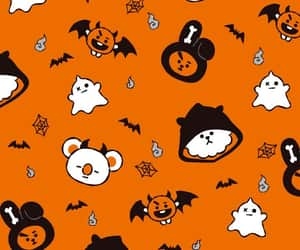 bt21, bts, and Halloween image