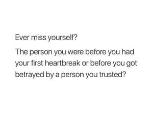 broken, heartbreak, and love image