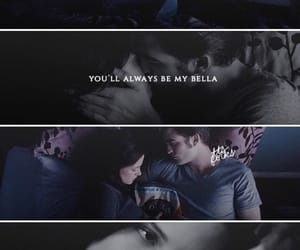 bella and edward, breaking dawn, and kristen and robert image