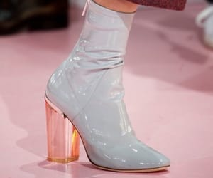 boots and pastel image