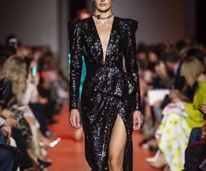 elie saab, fashion, and passion image