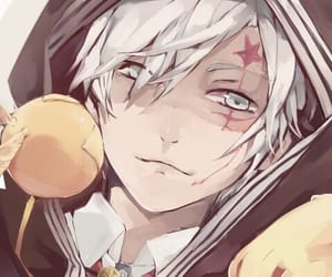 allen, d.gray-man, and Walker image
