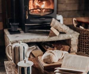 cozy, autumn, and bread image